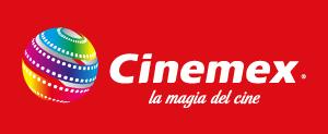 Logo CINEMEX Clientes AG Lighting