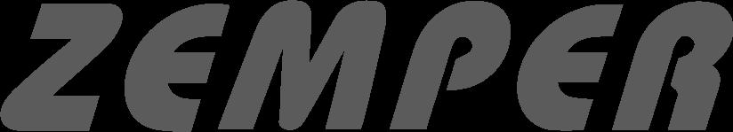 Logo Zemper Grey