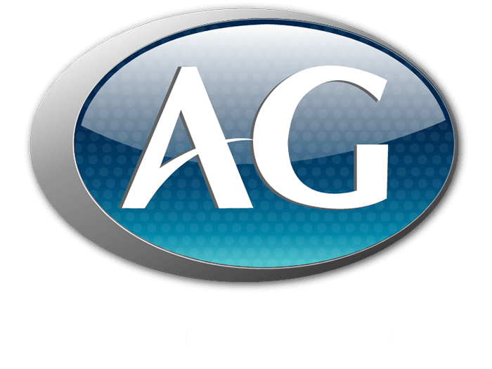 Logo AG Lighting White