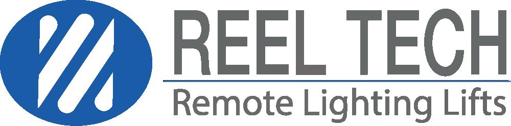 Logo Reel Tech Grey