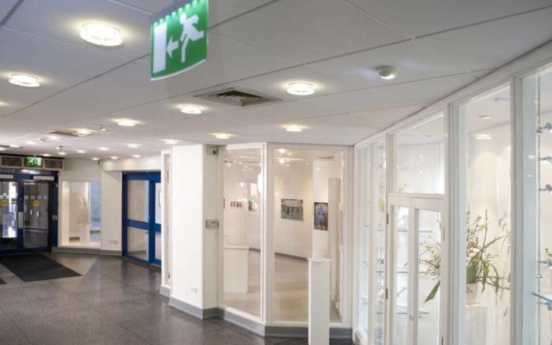 Luminaria de Emergencias AG Lighting