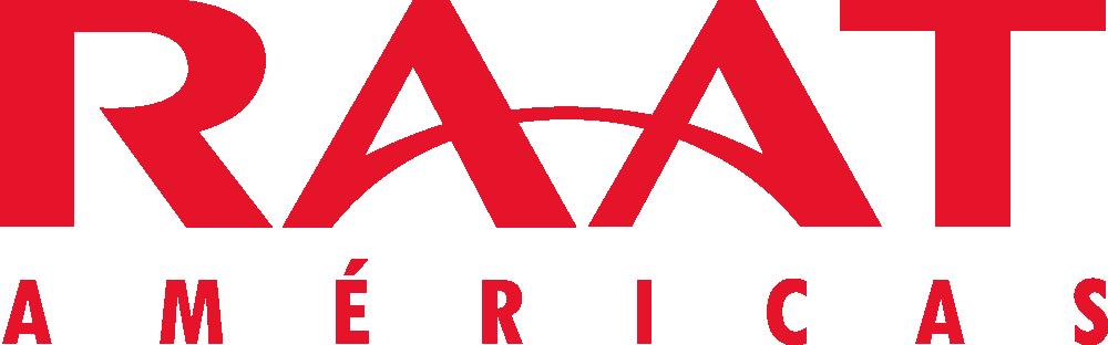 Logo RAAT Americas Grey